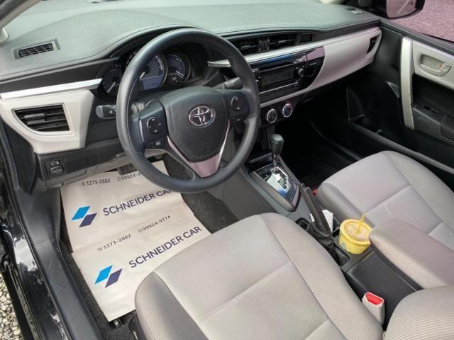 Toyota Corolla GLI 18 CVT - Foto 12