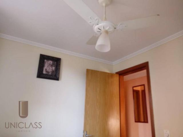 Apartamento com 2 dormitórios à venda, 38 m²- Pasqualini - Sapucaia do Sul/RS - Foto 9