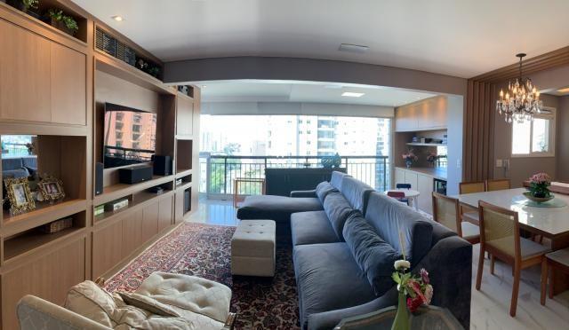 Apartamento no Jardim Flor da Montanha, com 3 quartos, sendo 3 suítes e área útil de 122 m - Foto 15