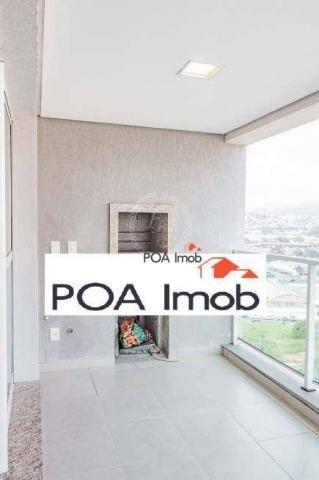 Apartamento com 2 dormitórios à venda, 114 m² por R$ 964.000,00 - Jardim do Salso - Porto  - Foto 3