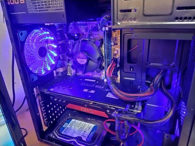 PC gamer i7 FORTNITE monitor full HD - Foto 6