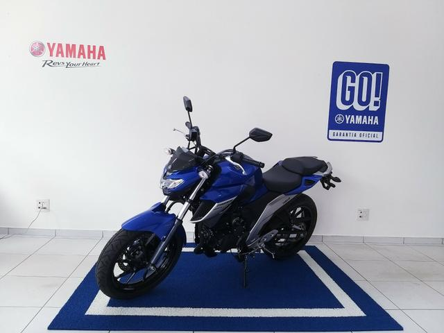 Entrada de R$ 4100 + 48x 598 Yamaha Fazer 250cc ABS 21/21 Imperdível - Foto 6