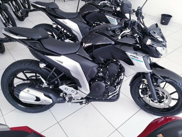 Entrada de R$ 4100 + 48x 598 Yamaha Fazer 250cc ABS 21/21 Imperdível - Foto 11