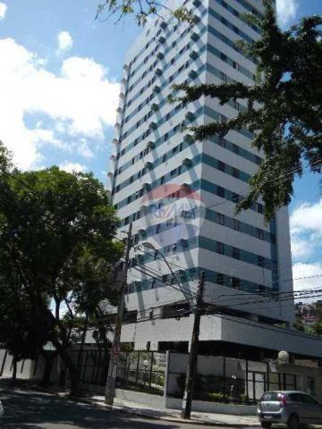Flat com 1 dormitório para alugar, 38 m² - Poço - Recife/PE - Foto 20