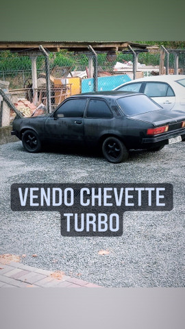 Chevette turbo motor recém revisado - Foto 2