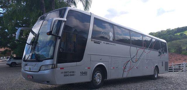 Ônibus Executivo Buscar Rodoviária MB 0500 - Foto 2