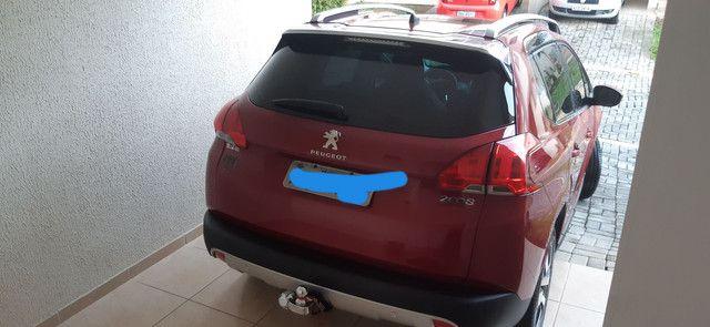Peugeot modelo 2008 GRIFFE aceito menor valor Estudo proposta - Foto 4