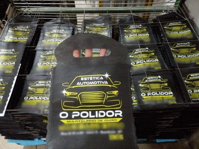 Garrafinhas 10 ml com tampa metálica personalizada com cordinhas 100 unidades 2,99 cada - Foto 5