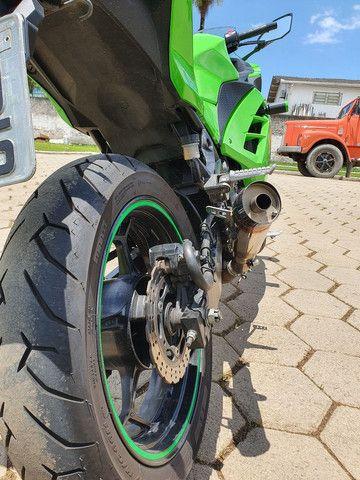 Ninja 300 - 26km - Moto Impecável De Final De Semana! - Foto 4