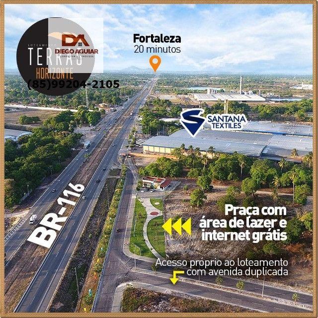 Loteamento Terras Horizonte#Invista no melhor - Foto 17