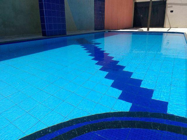 Casa com piscina no novo Iguape R$  600,00 final de semana comum , sexta a domingo. - Foto 2