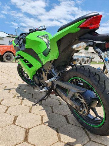 Ninja 300 - 26km - Moto Impecável De Final De Semana! - Foto 3