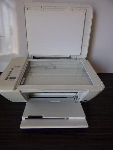Impressora HP Deskjet Ink Advantage 2546 - Para retirada de peças - Foto 2