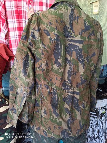 Gandola Militar Tática Reforçada Rip Stop Proteção Ufps 50+ - Foto 2