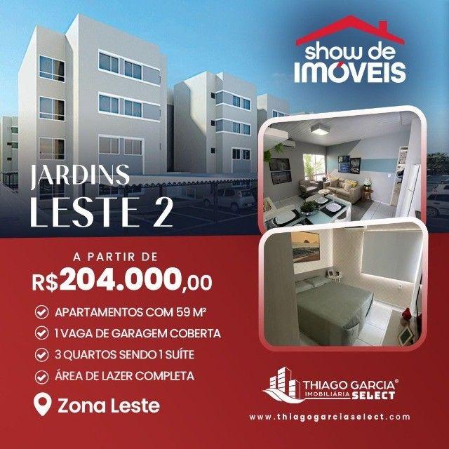 JB- Apartamento 3 Quartos - Condomínio Fechado