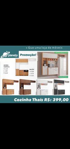 Cozinha Thais Multiuso 69