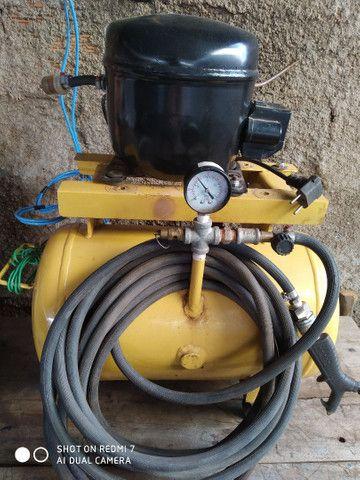 Compressor para trabalhos domésticos - Foto 2