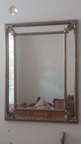 Oportunidades incríveis. Vem ver! Espelho Cristal - Foto 2