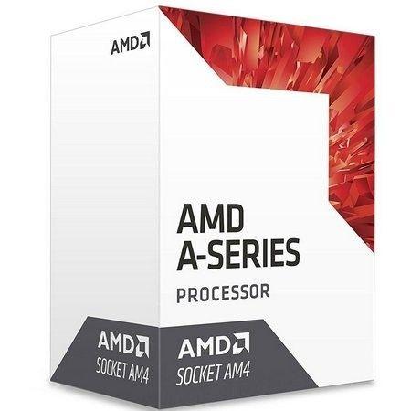 Processador AMD A6 9500 Bristol Ridge, Dual-Core, Cache 1MB, 3.5GHz