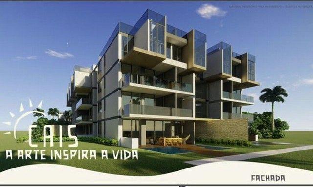 RD- Apartamento e Flats  Com Rooftop em Muro Alto Porto De Galinha - Foto 6