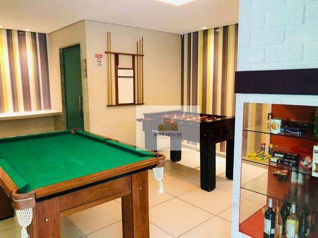 Apartamento com 3 dormitórios para alugar, 81 m² por R$ 3.500/mês - Boa Viagem - Recife/PE - Foto 6