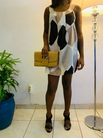 Vestido curto (tons pastéis) P - Foto 4
