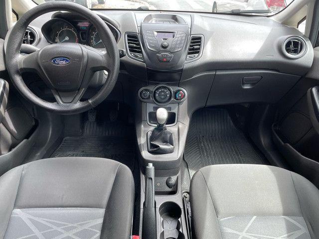 New Fiesta SE 1.5 2015 Completo Unico Dono  - Foto 5