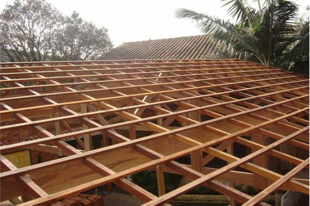Conserta se telhados reforma em geral manta asfáltica. - Foto 2