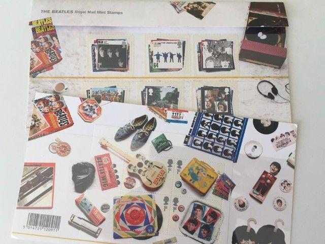 Varias Poste selos da Grã-Bretanha - Foto 5