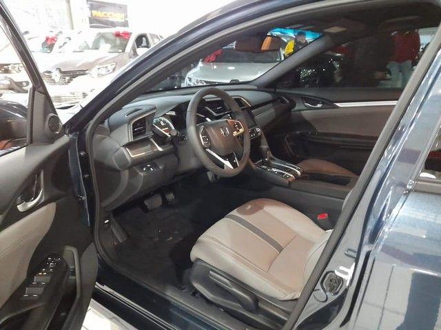 Honda CIVIC EXL 2.0 4P CVT FLEX - Foto 10