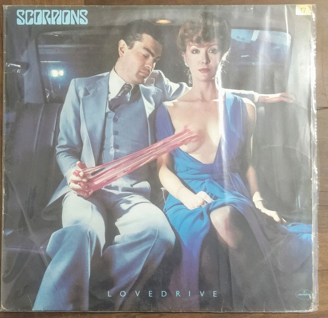 5 LPs - Scorpions / Jimmy Cliff / Yahoo - Foto 4