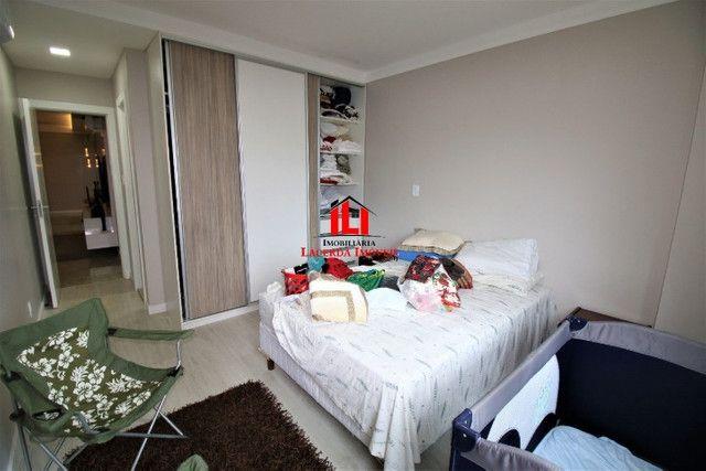 Apartamento com 3 suítes na Orla da ponta negra - Edifício castelli - Foto 10