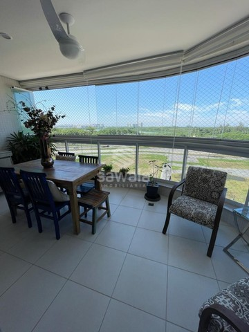 Apartamento 2 quartos a venda Ilha Pura | Vista Lagoa | Todo montado Armários. - Foto 2