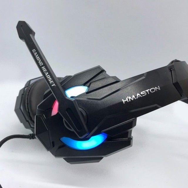 Headset Gamer Fone H'maston Freefire Ps4 Pc Notebook - Foto 2