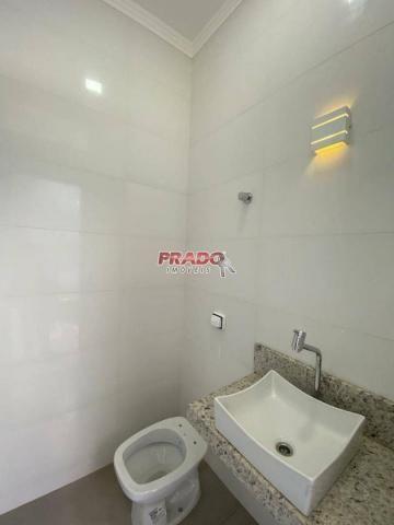Casa nova com 3 dormitórios à venda, 105 m² por R$ 480.000 - Jd Alto Da Boa Vista - Maring - Foto 18