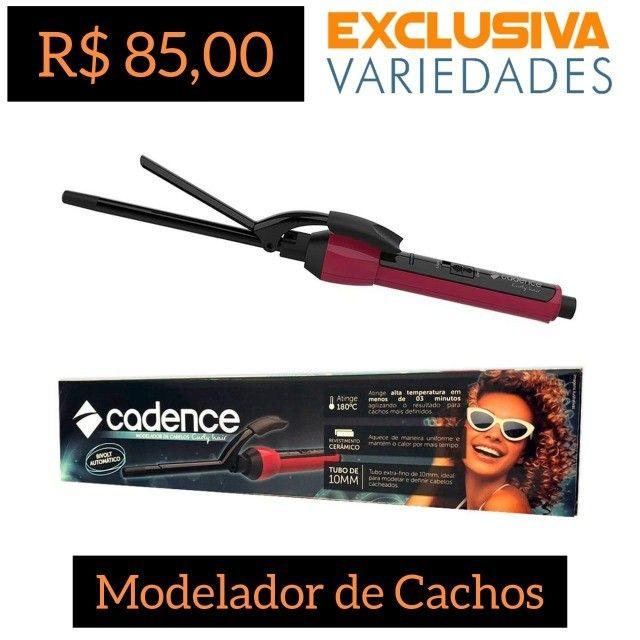 Modelador De Cachos Cadence