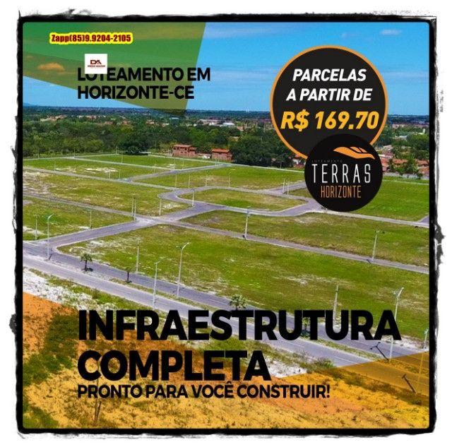 Lotes em Terras Horizonte - Invista já /// - Foto 4