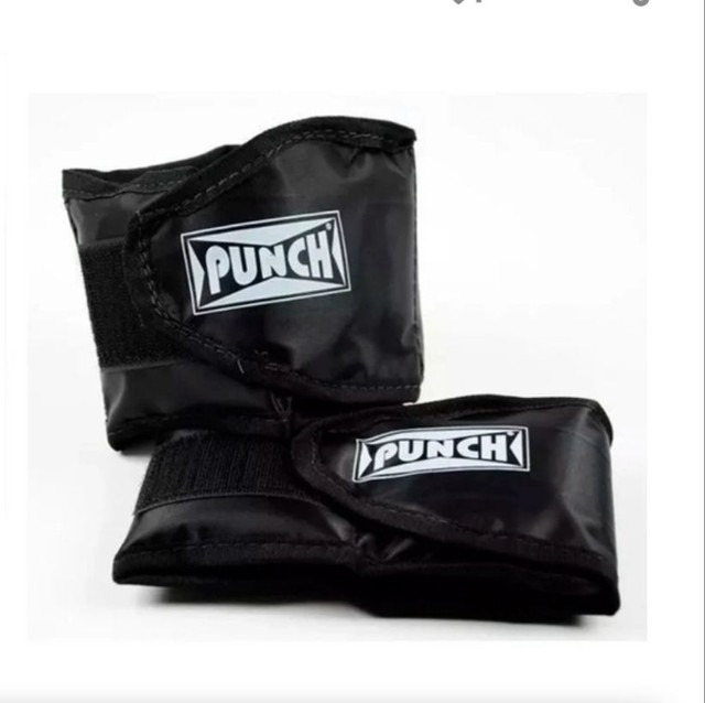 2 Peso canelheiera 5 kg punch