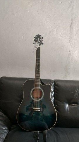 Vendo violão Giannini eletroacústico