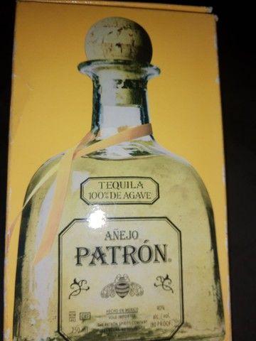 Tequila Anejo Patrón