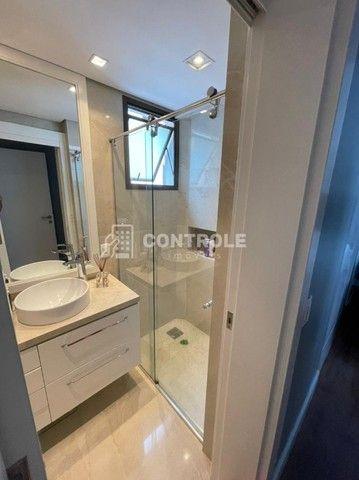 (R.O)Apartamento com 03 dormitórios, 02 vagas no Balneário do Estreito em Florianópolis. - Foto 12