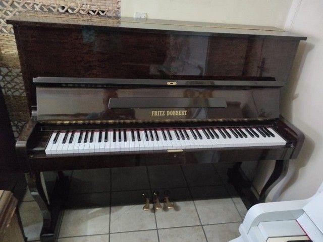 CasaDePianos Salão Vendas Pianos Fritz Dobbert Tops Acesse Site CasaDePianos