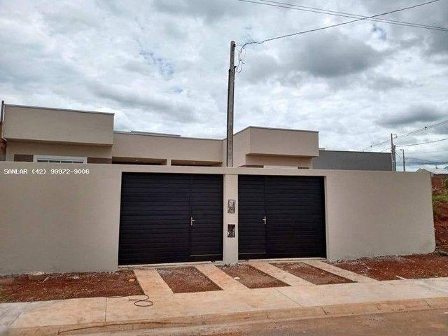 Casa para Venda em Ponta Grossa, Campo Belo, 2 dormitórios, 1 banheiro, 2 vagas - Foto 13