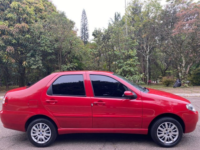 Fiat SIENA FIRE 1.0 8v (Flex) 4P  Completo - 2009 - Foto 3