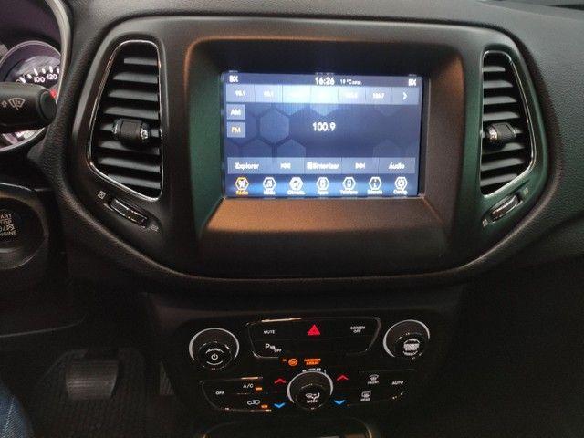 Compass 2.0 Sport flex automático completo (igual 0 km) - Foto 7