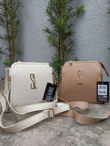 Vendo bolsas femininas por apenas r$ 149 vários modelos várias marcas - Foto 6