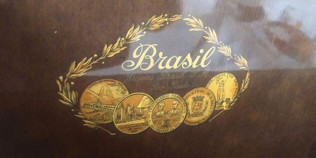 PIANO ACUSTICO BRASIL 88 TECLAS MARAVILHOSO - Foto 5