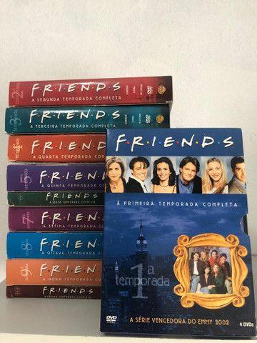 DVD Box Friends - As 10 Temporadas Completas - Foto 2
