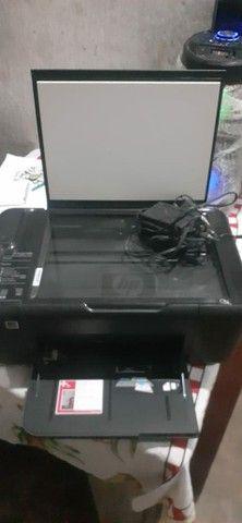 Impressora e tela