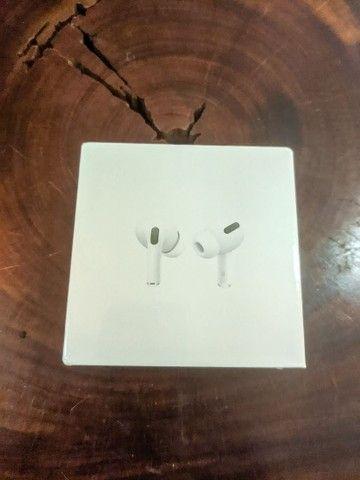 Fone Apple AirPods Pro Wireless ORIGINAL Lacrado NOVO